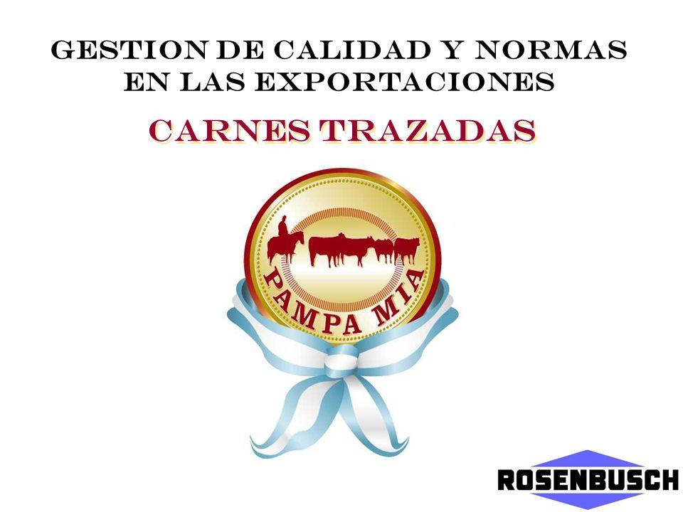 GESTION DE CALIDAD Y NORMAS