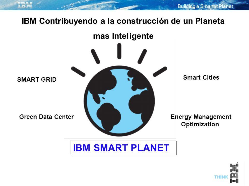 IBM Contribuyendo a la construcción de un Planeta