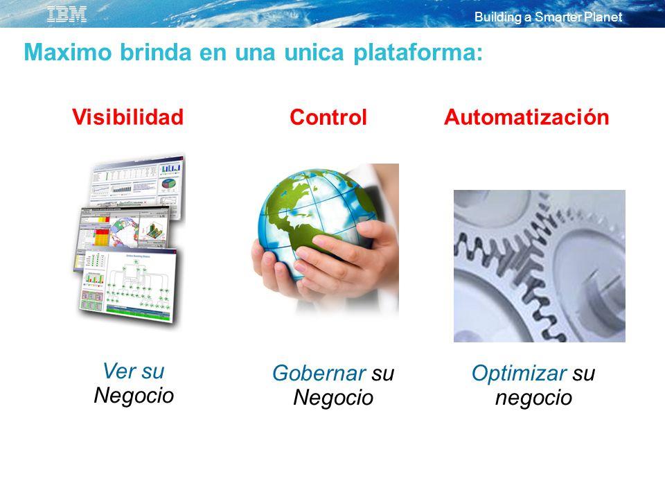 Maximo brinda en una unica plataforma: