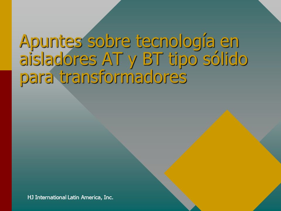 HJ International Latin America, Inc.