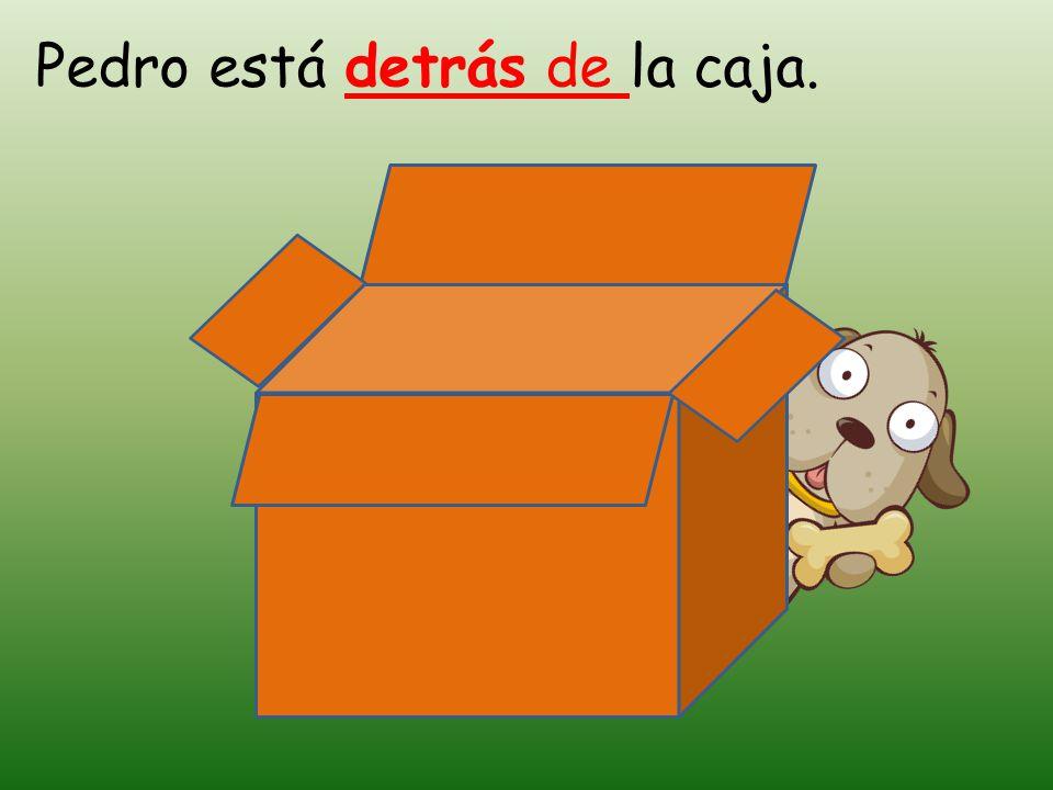 Pedro Y La Caja Hola Ppt Descargar