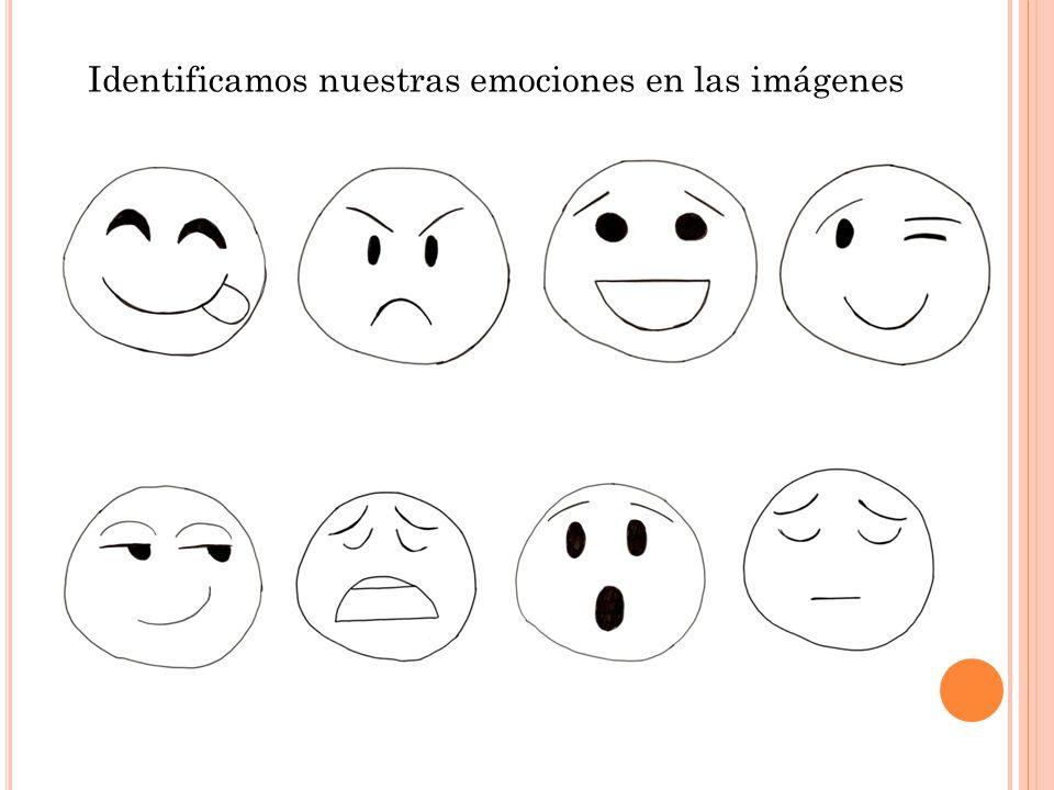Identificamos nuestras emociones en las imágenes