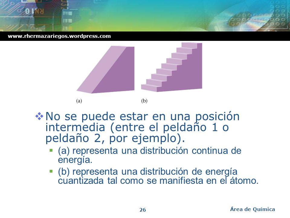 No se puede estar en una posición intermedia (entre el peldaño 1 o peldaño 2, por ejemplo).