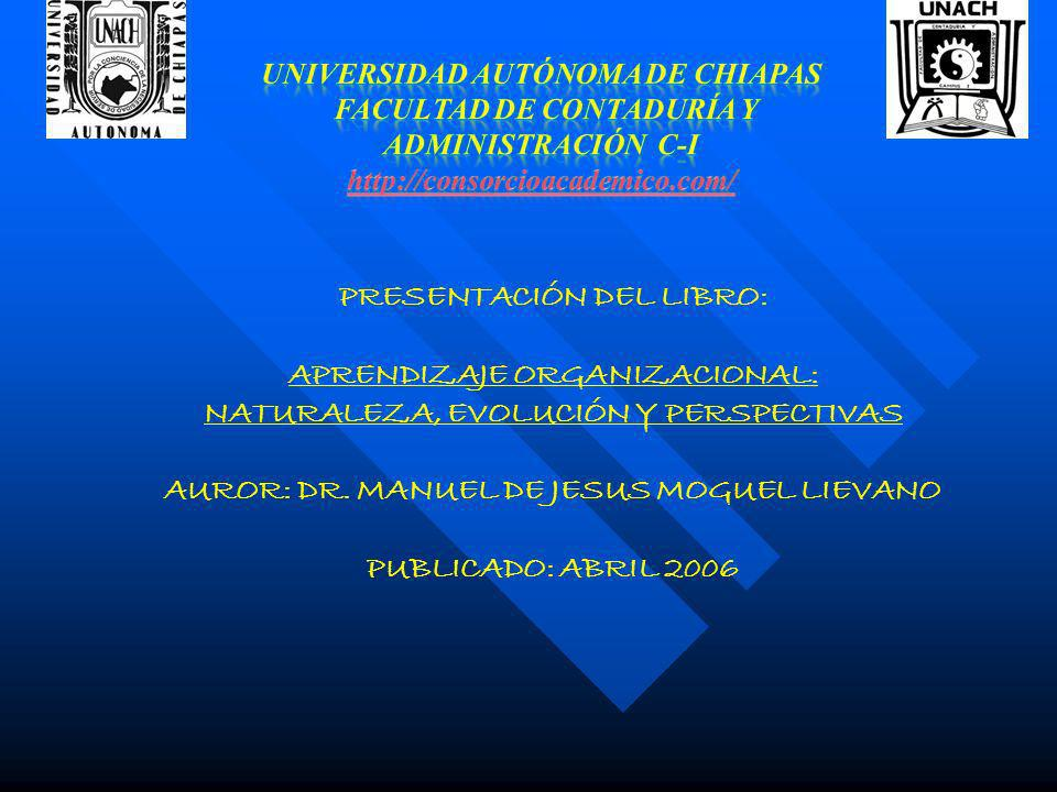AUROR: DR. MANUEL DE JESUS MOGUEL LIEVANO PUBLICADO: ABRIL 2006