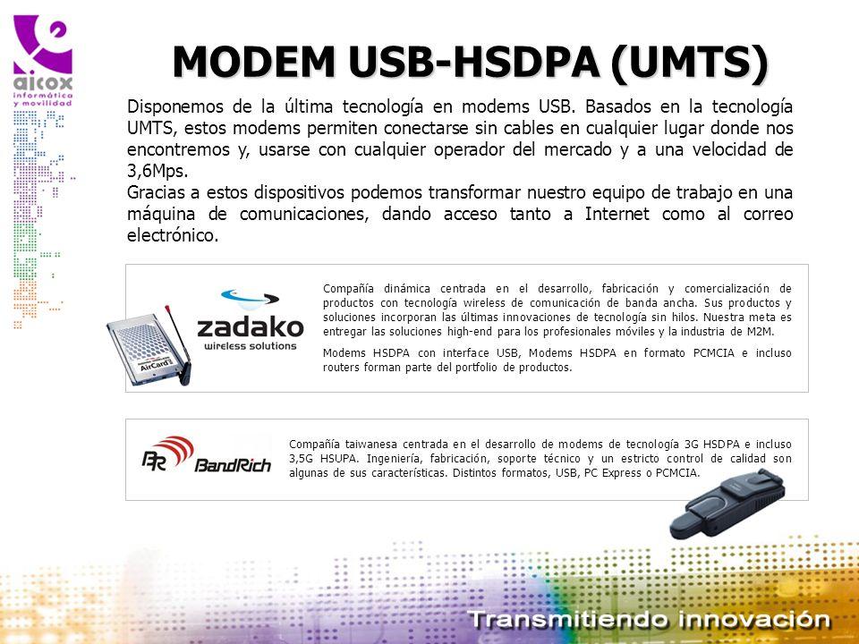 MODEM USB-HSDPA (UMTS)