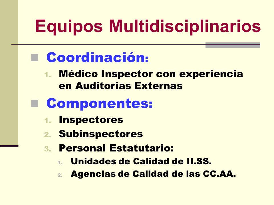 Equipos Multidisciplinarios