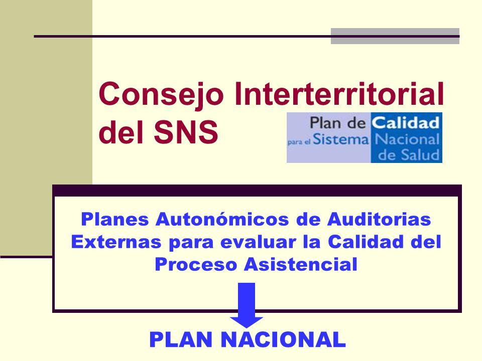 Consejo Interterritorial del SNS