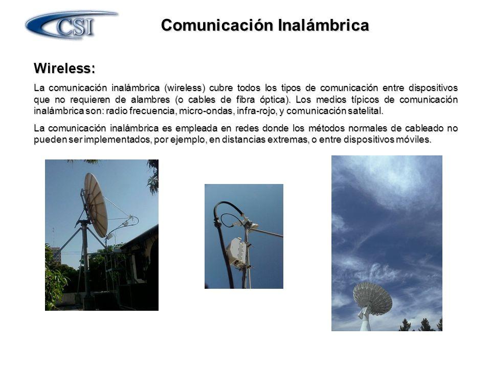 Comunicación Inalámbrica