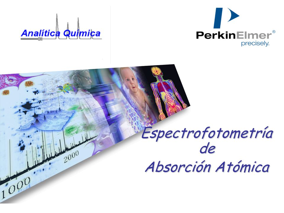 Espectrofotometría de