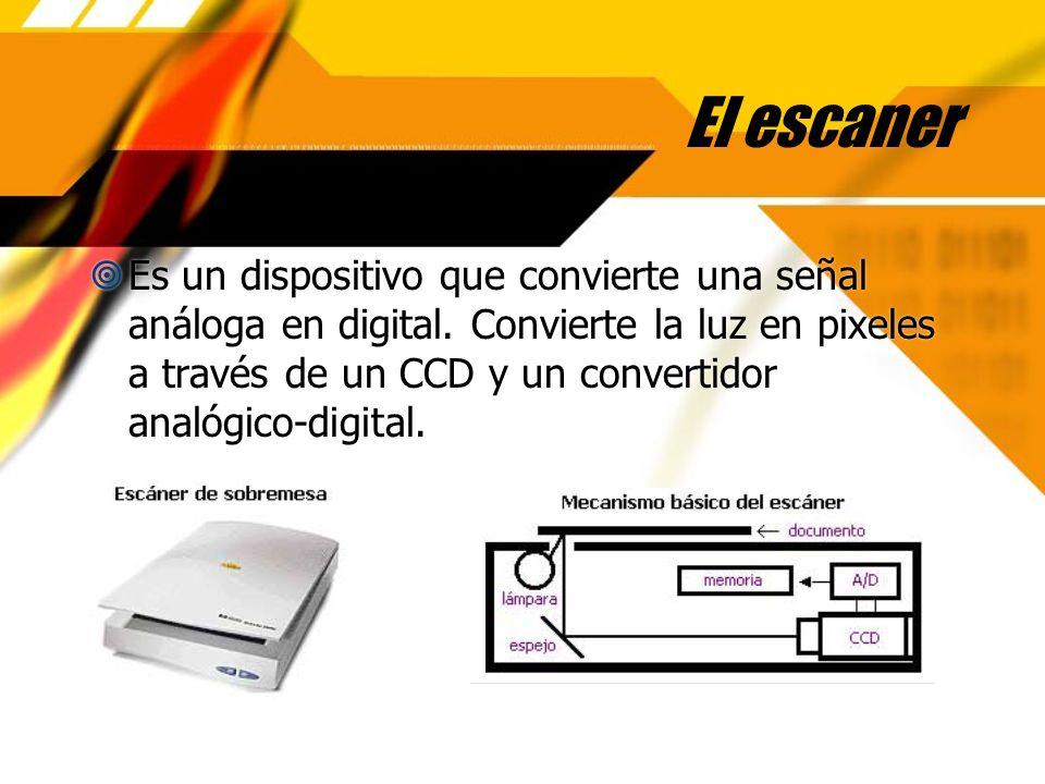 El escaner