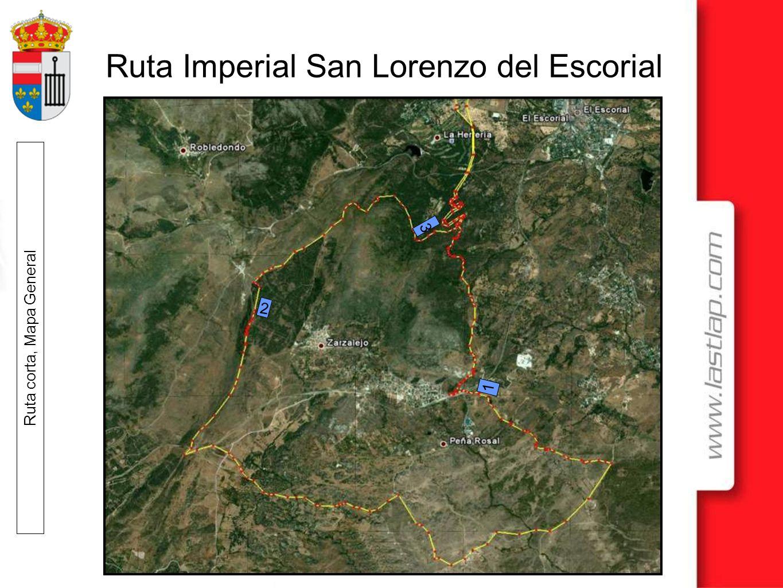 Ruta corta, Mapa General