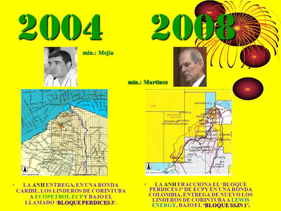 2004 2008 min.: Mejia min.: Martinez