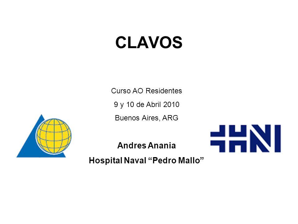 Hospital Naval Pedro Mallo