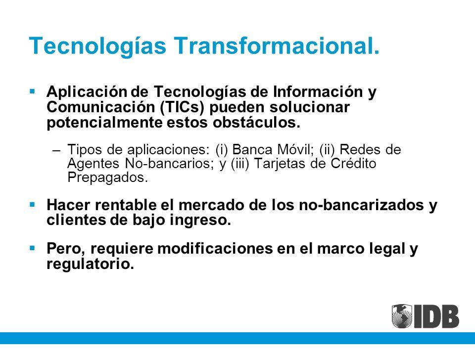 Tecnologías Transformacional.