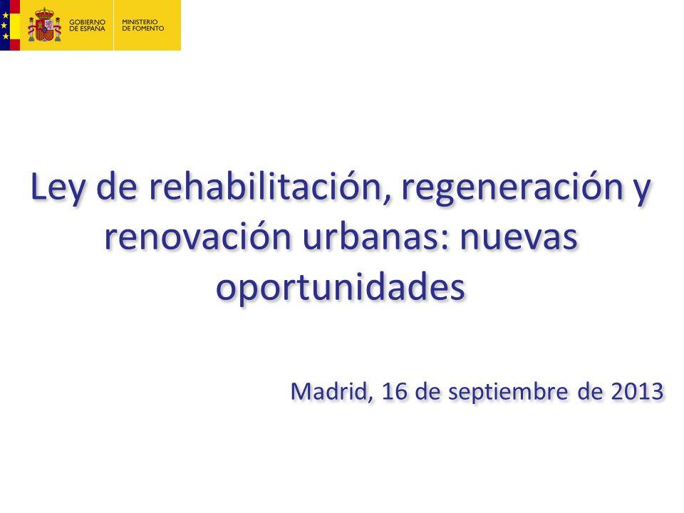 Madrid, 16 de septiembre de 2013