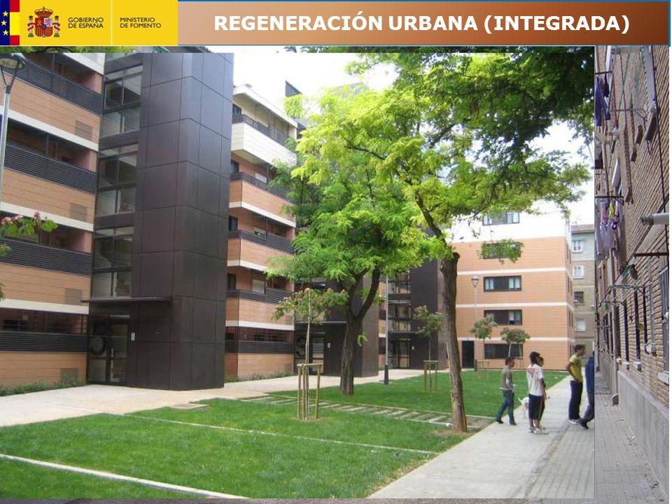 REGENERACIÓN URBANA (INTEGRADA)