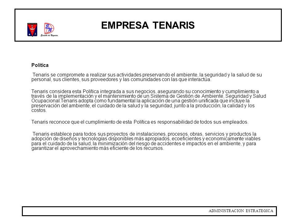 EMPRESA TENARIS