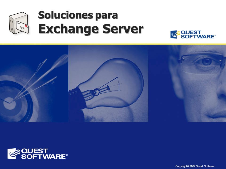 Soluciones para Exchange Server