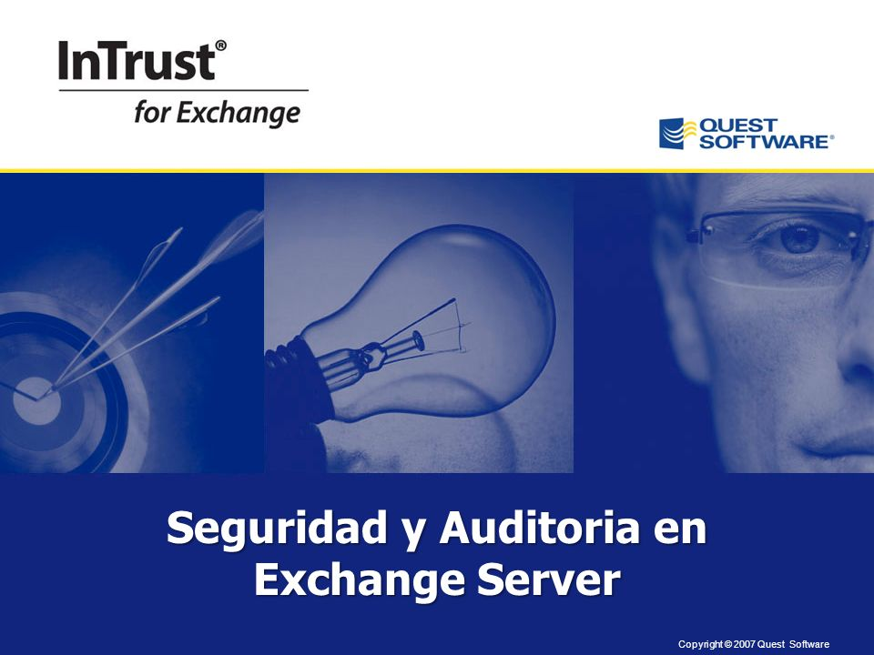 Seguridad y Auditoria en Exchange Server