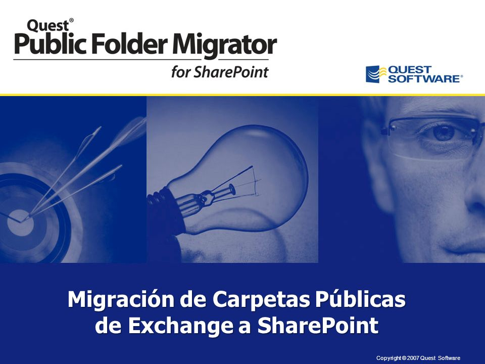 Migración de Carpetas Públicas de Exchange a SharePoint