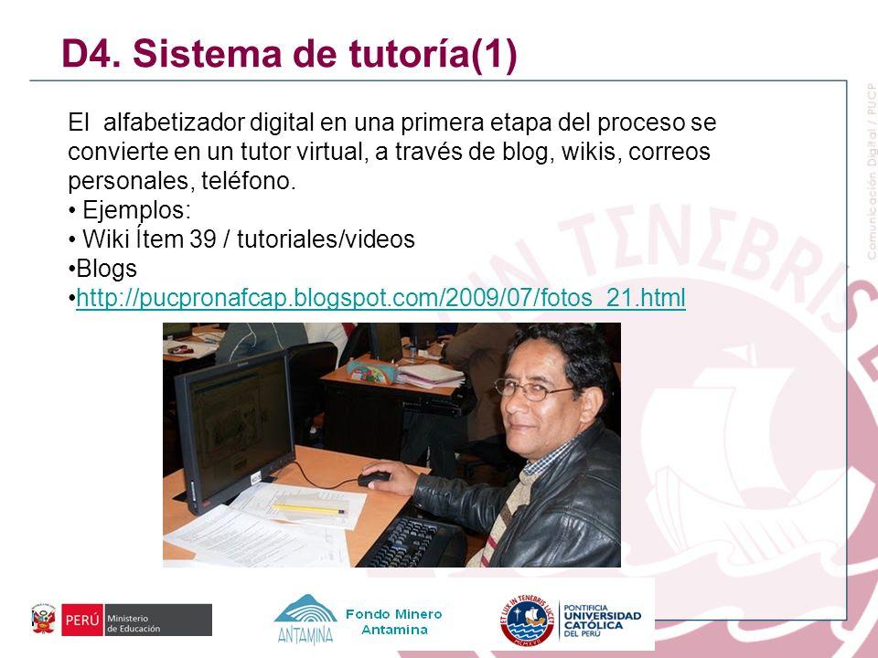 D4. Sistema de tutoría(1)