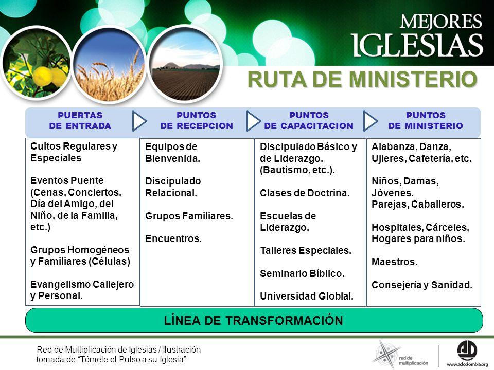 LÍNEA DE TRANSFORMACIÓN