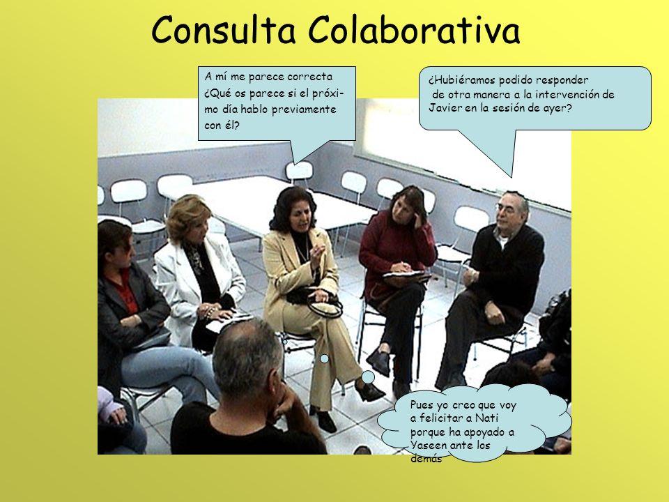 Consulta Colaborativa