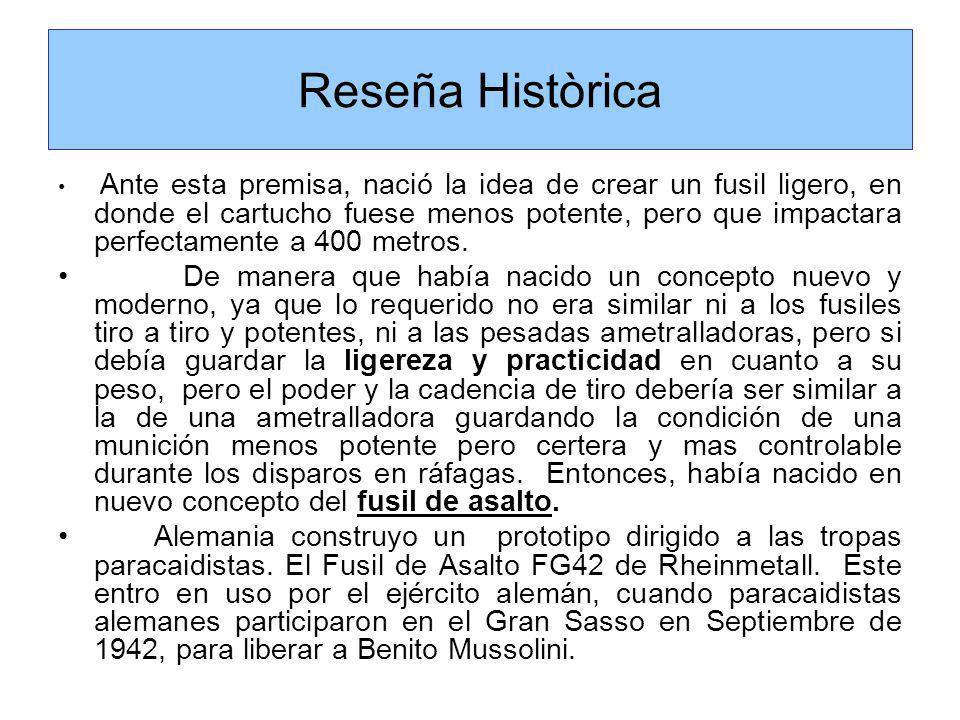 Reseña Històrica