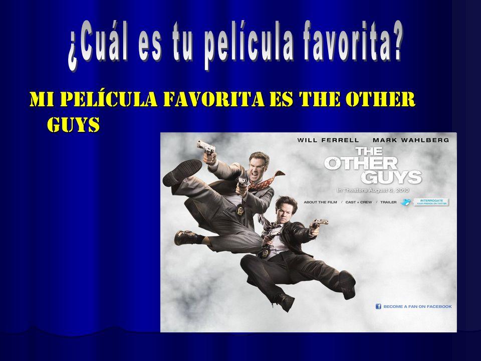 ¿Cuál es tu película favorita