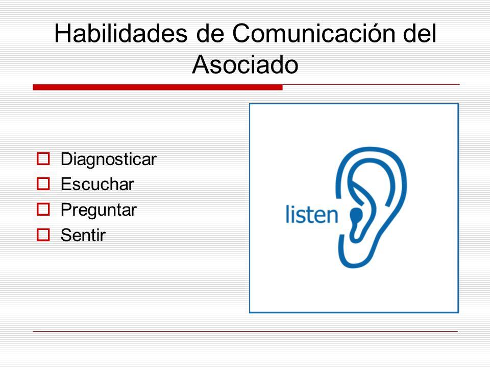 Habilidades de Comunicación del Asociado