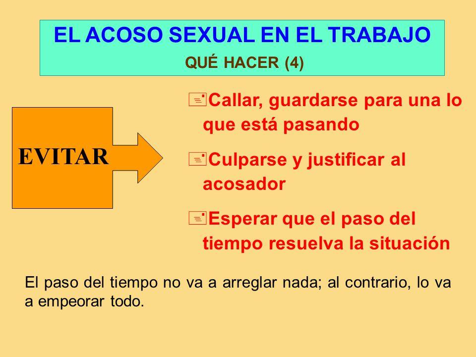 acoso sexual y acoso por razn de sexo - inmujergobes