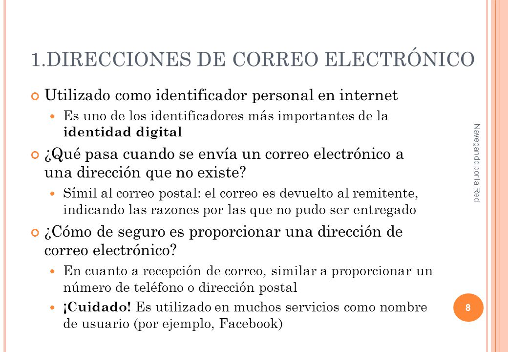 Tema 4 correo electr nico introducci n ppt descargar for Correo postal mas cercano