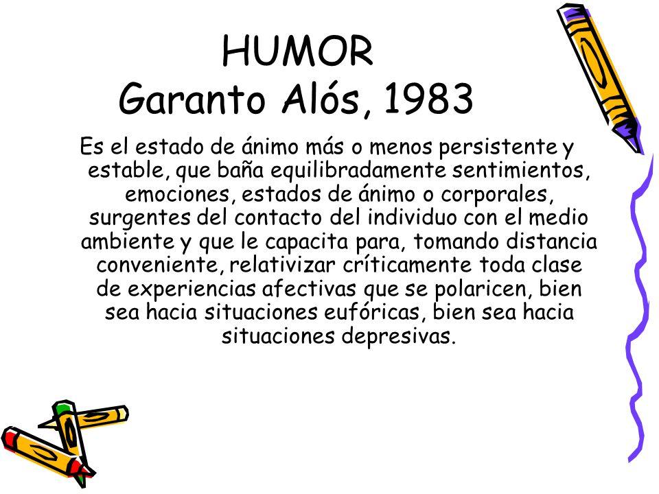HUMOR Garanto Alós, 1983