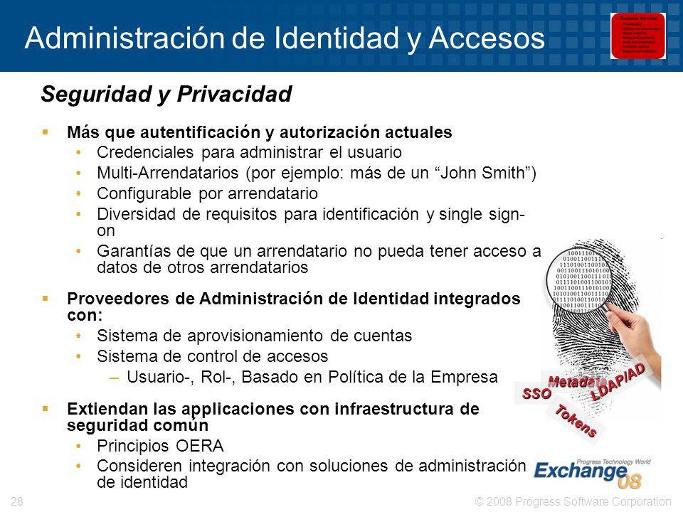 Administración de Identidad y Accesos