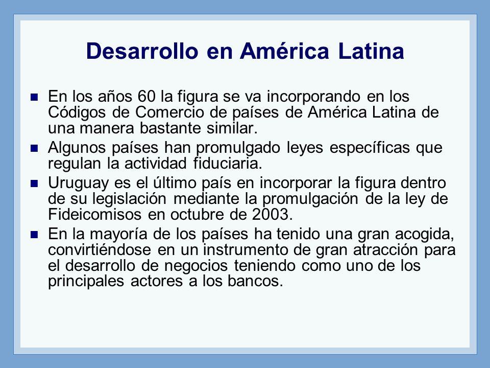 Desarrollo en América Latina