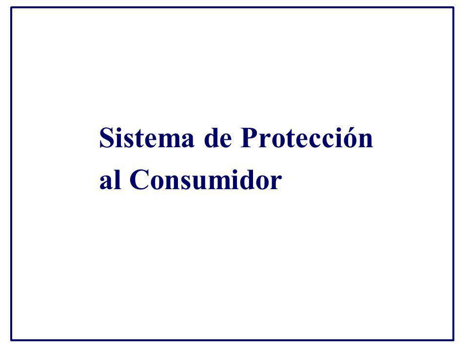 Sistema de Protección al Consumidor