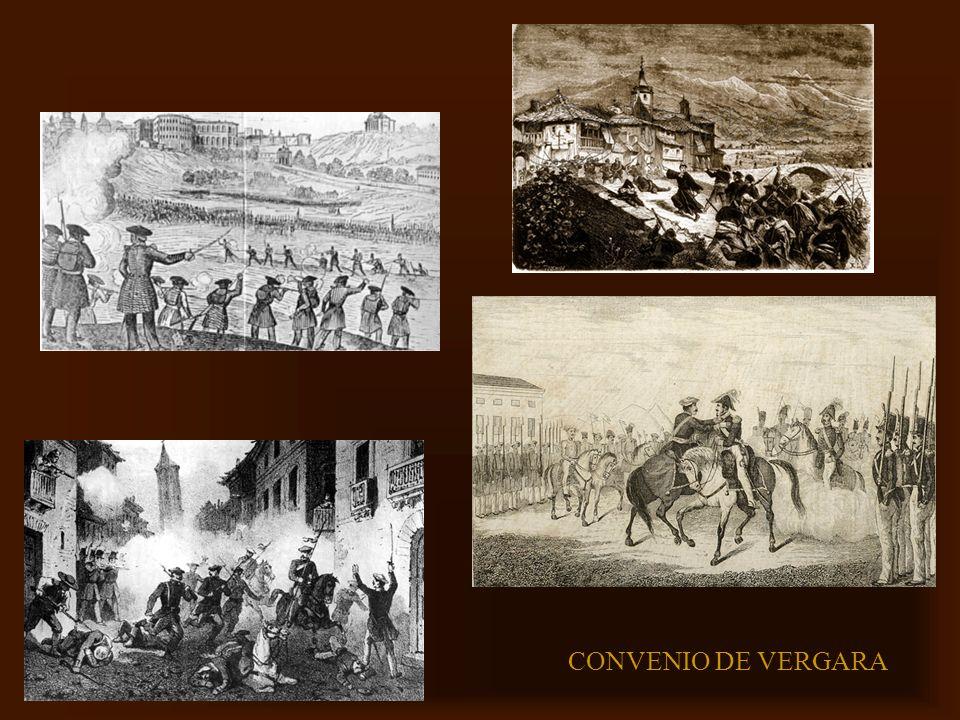 CONVENIO DE VERGARA Mª Victoria Landa