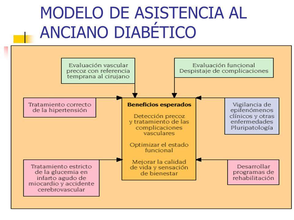 MODELO DE ASISTENCIA AL ANCIANO DIABÉTICO