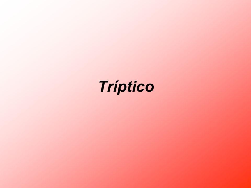 Tríptico