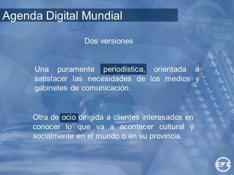 Agenda Digital Mundial