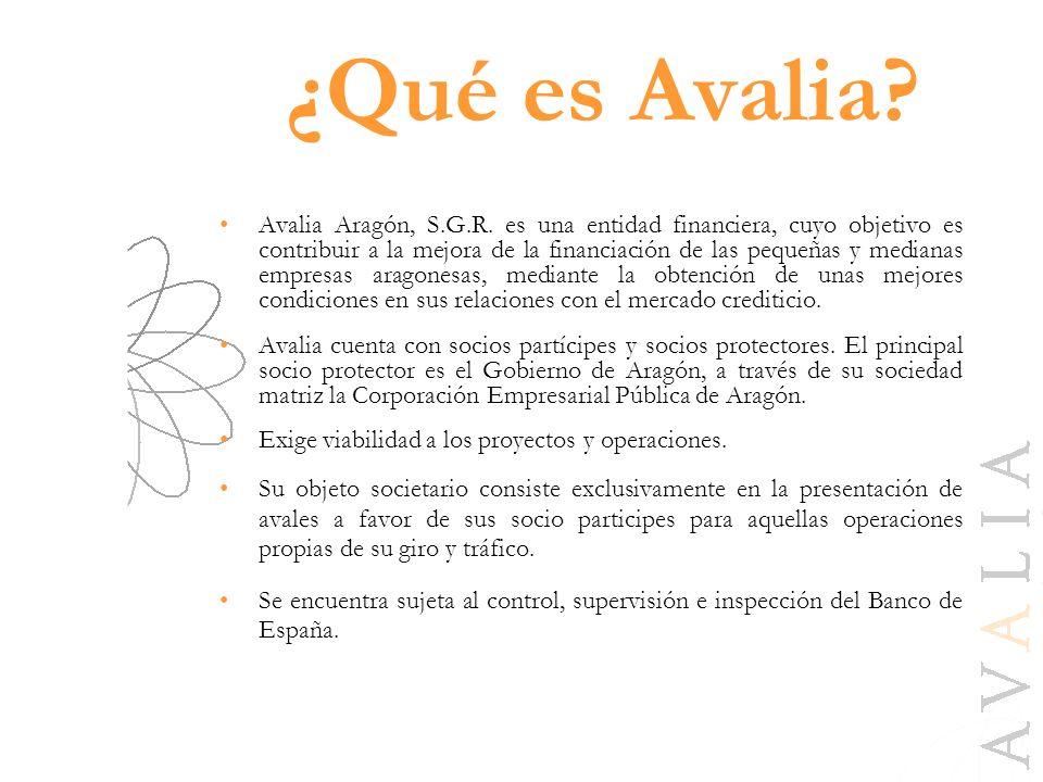 ¿Qué es Avalia