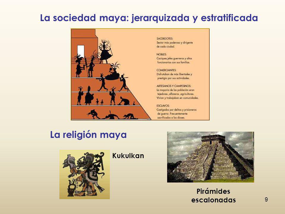 Pirámides escalonadas
