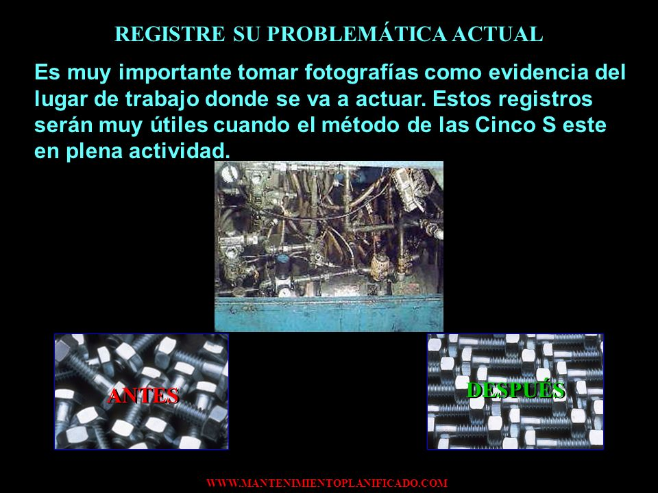 REGISTRE SU PROBLEMÁTICA ACTUAL