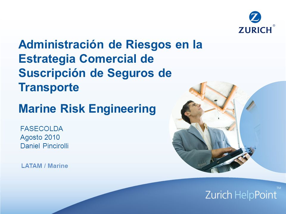 Marine Risk Engineering