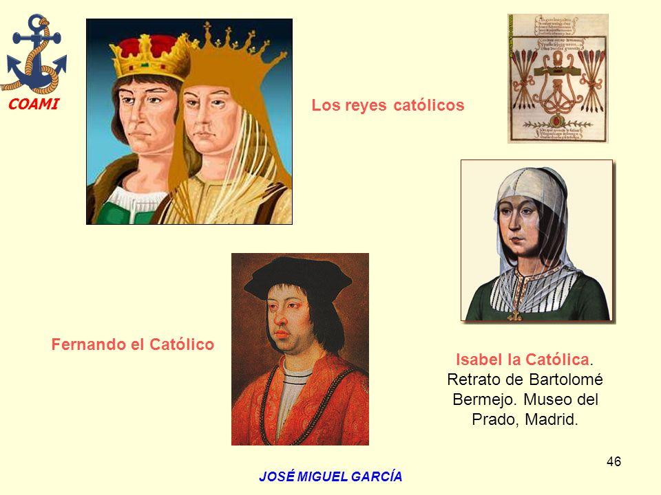Los reyes católicos Fernando el Católico