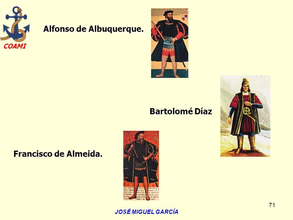 Alfonso de Albuquerque.