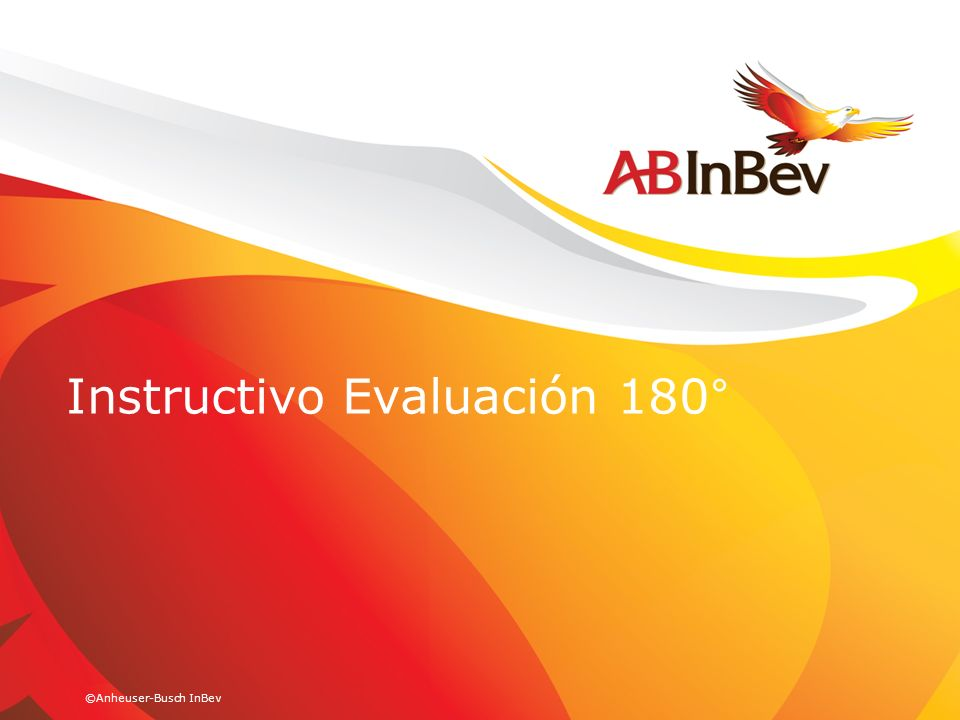Instructivo Evaluación 180°
