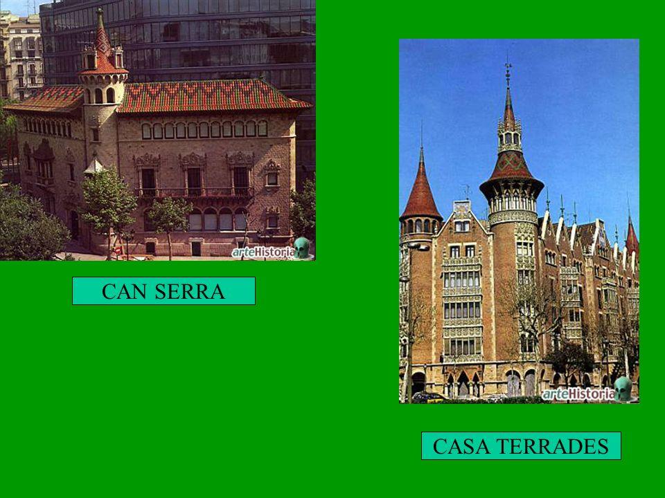 CAN SERRA CASA TERRADES