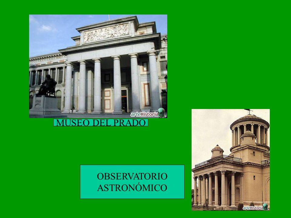 MUSEO DEL PRADO OBSERVATORIO ASTRONÓMICO