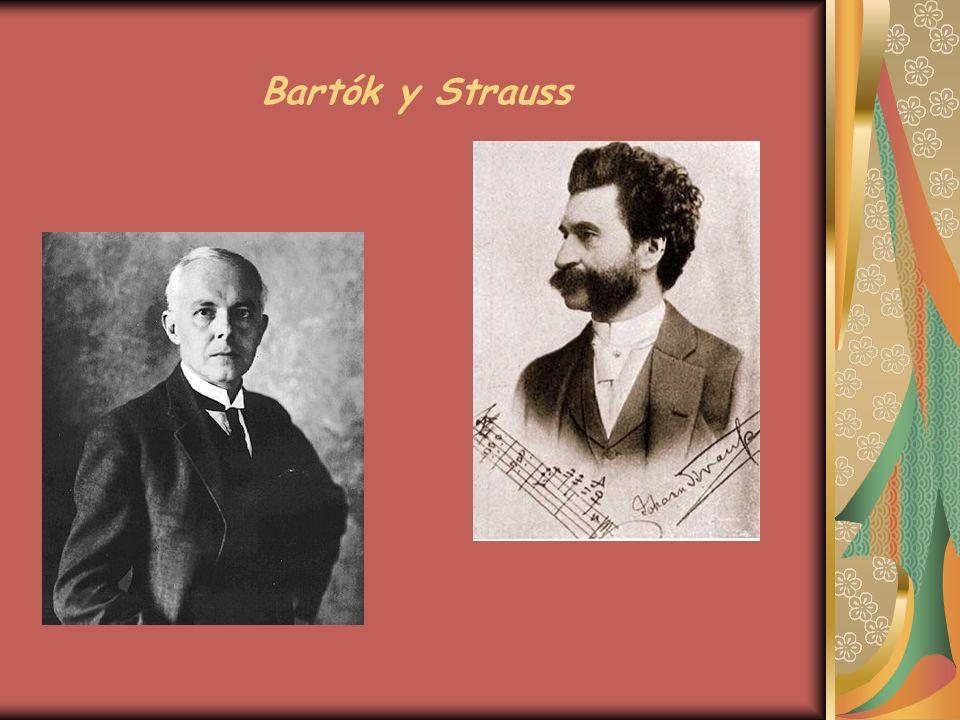 Bartók y Strauss